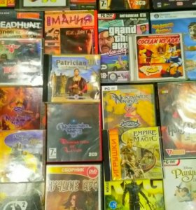 Коллекция игр ПК