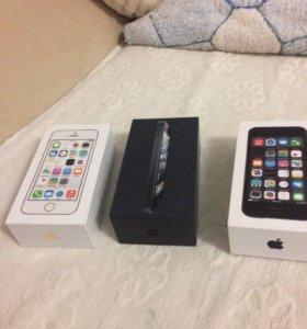 Коробка для айфона 5s