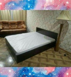 Кровать 160х200 с матрасом