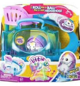 Интерактивная игрушка Little Live Pets - Ежик