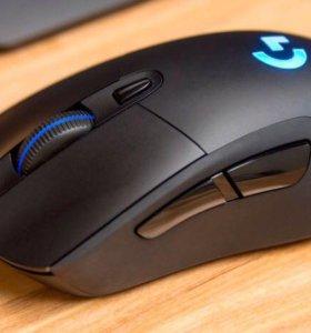 Игровая проводная мышь Logitech G403