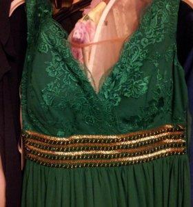 Платье на торжество Doridorca, 46 размер
