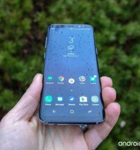 Samsung S8+ demo