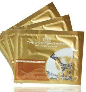 Коллагеновые маски-патчи под глаза Pilaten Collage