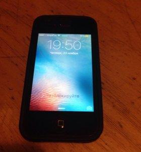 Айфон 4s 16 gb (оригинал)