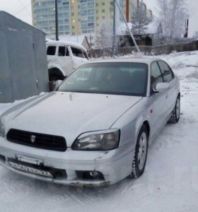 Продам Subaru Legacy B4, 2001год