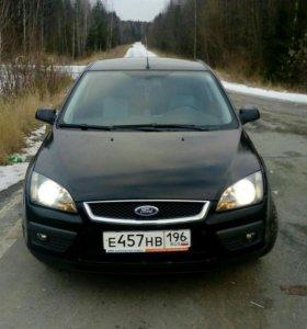 Ford Focus 2 купе