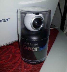 Samsung gear 360 (новый и б/у)