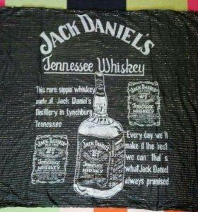 Большой платок Джек Дениелс,фирменный