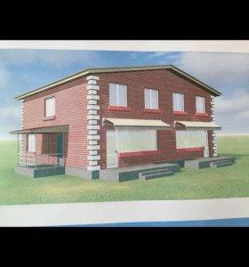 Строим коттеджи,дома,бани,дачи