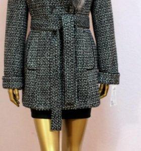 Пальто фирмы xp-group зимнее 46 размер