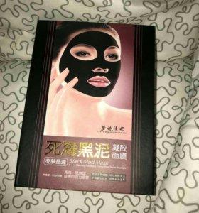Маска Black mud -маска для лица