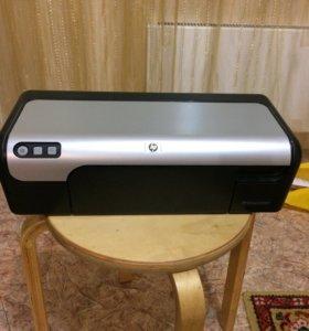 Продаю принтер HP Deskjet D2460