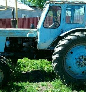 Трактор МТЗ 50.