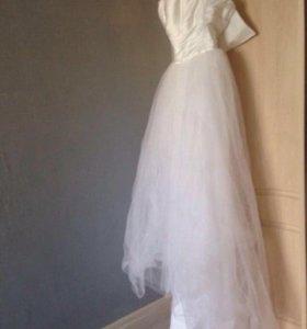 Свадебное платье 40-44 раз