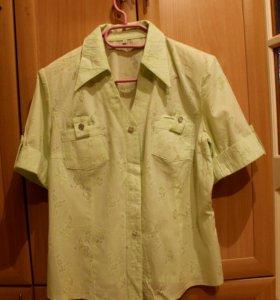 Блузка новая (48-50)