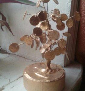 Делаю на заказ, денежное дерево