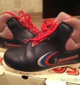 Лыжные ботинки Madshus. 42 размер. NNN