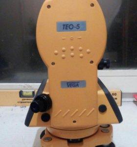 Теодалит vega TEO-5