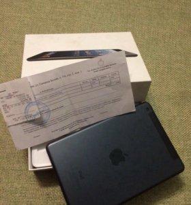 Apple iPad mini WiFi+Cellular 64Gb Black LTE