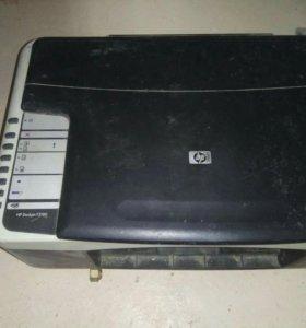Мфу принтер сканер