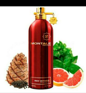 Montale Vetiver Red TESTER (мужской)
