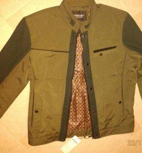 куртка демисезоная новая