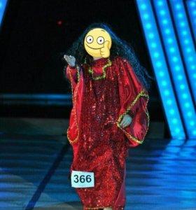 Восточный костюм,платье для девочк