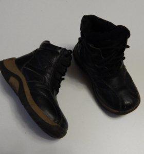 Ботинки детские зимние Jekky р-р 28 (18 см)