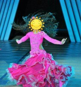 Восточный костюм,платье для девочки
