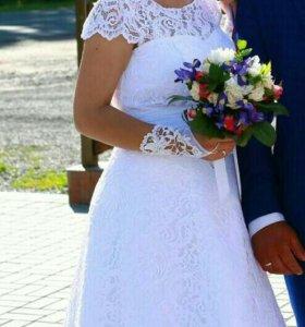 На прокат свадебное платье