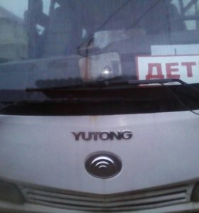 Автобус Ютонг ZK 6737D