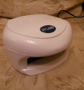 Ультрафиолетовая лампа 18w (2*9w)