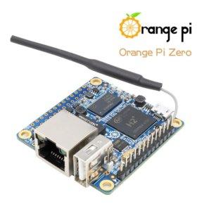 Новый Orange Pi Нулевой H2 Quad Core с 512 МБ
