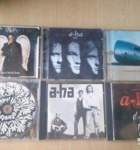 CD диски из коллекции