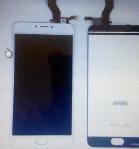 Дисплей для Meizu M3 Note(L681h) + тачскрин