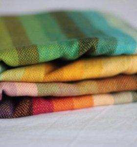 Слинг карман из шарфа Girasol Amitola, р-р S
