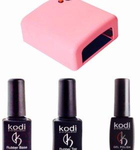 Набор для шеллака Kodi