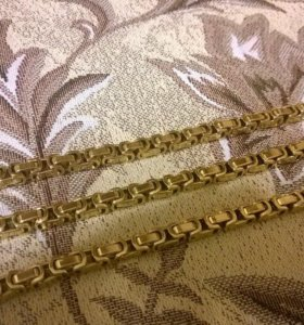 Цепочки и браслеты (комплект)