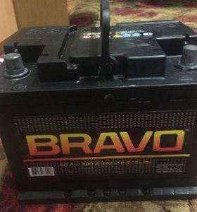 АКБ Bravo 60A