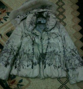 Женская куртка,размер 46