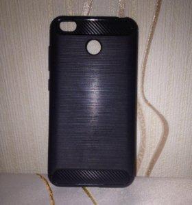 Бампер на Xiaomi Redmi 4X