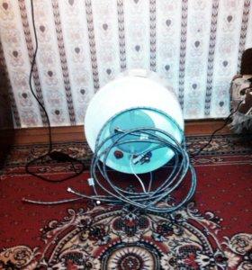 Водонагреватель polaris 50 литров