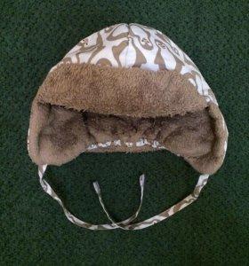 Зимняя шапка Lassie