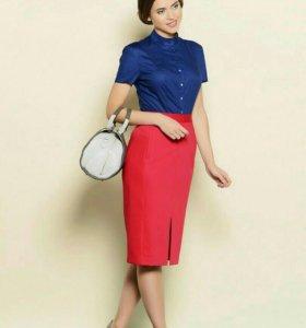 Блузка-боди 46 размер