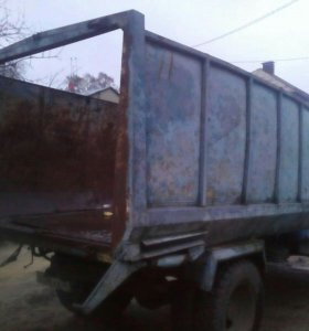 ГаЗ-53 самосвал- мусоровоз