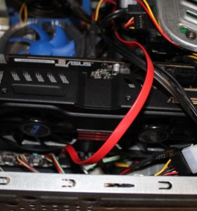 Игровая видеокарта GTX580
