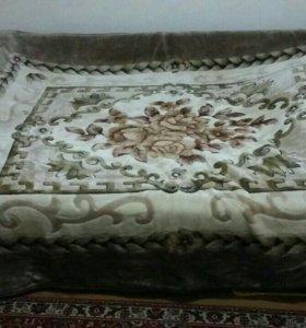 Велюровое одеяло