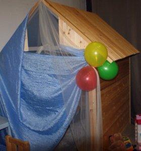 Декаротивный дом для детишек