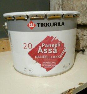Краска Paneeli Assa